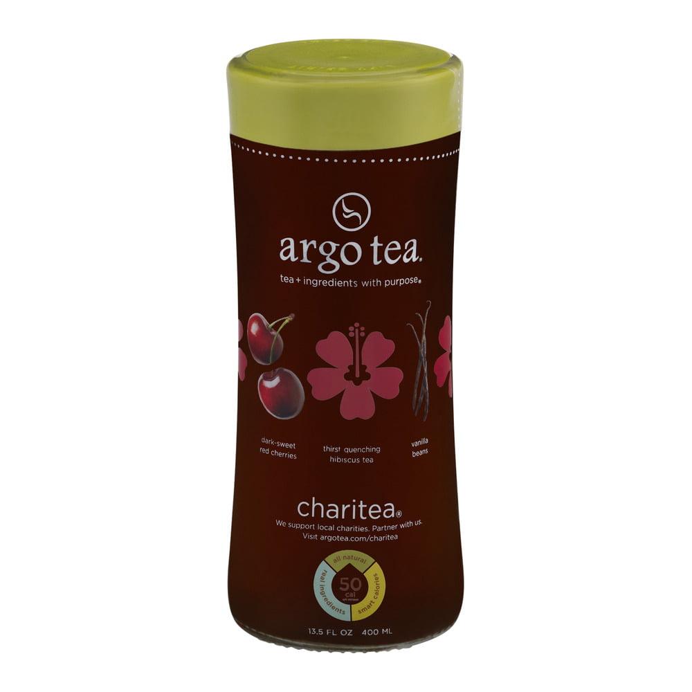 Argo Tea Charitea, 13.5 FL OZ