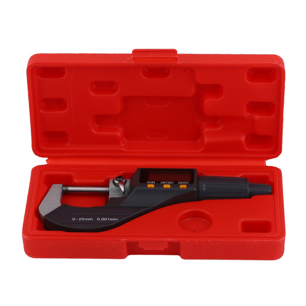 Digital Electronic Micrometer LCD Digital Caliper X-Large Measuring Tool