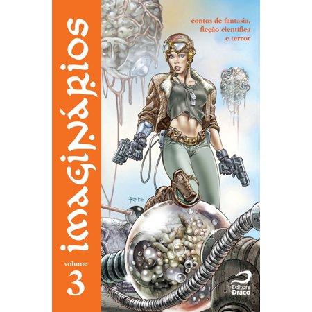 Imaginários - contos de fantasia, ficção científica e terror volume 3 - eBook](Fantasias Macabras De Halloween)