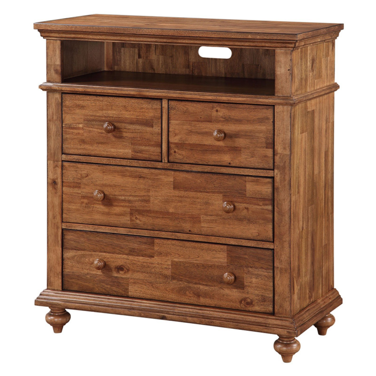 Winners Only Quails Run 4 Drawer Media Chest