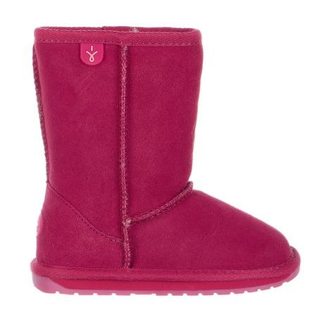 Emu Shoes Boots (Emu Australia Wallaby Classic Lo Boot  - Kids)