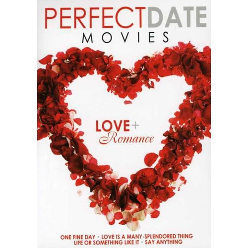 Perfect Date Movies: Love & Romance - One Fine Day / Love Is A Many-Splendored Thing / Life Or Something Like It / Say Anything