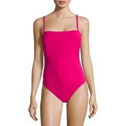 Au Natural One-Piece Tank Swimsuit