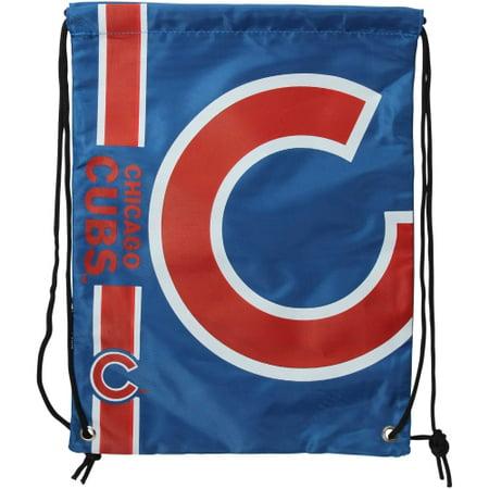 Logo Drawstring Backpack - Chicago Cubs Big Logo Drawstring Backpack - No Size
