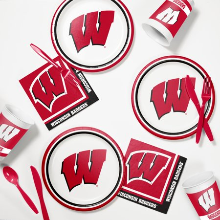 University of Wisconsin Tailgating Kit](Tailgating Decorations)