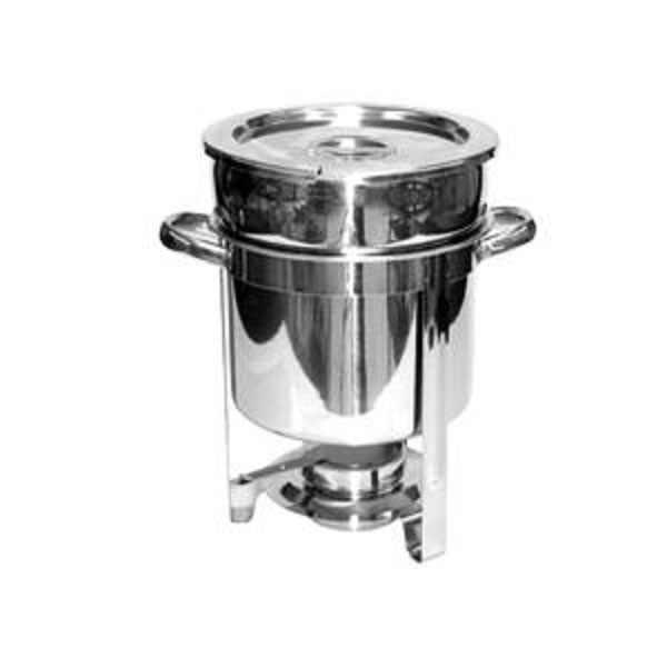 7 Qt Marmite Chafer, Stainless Steel