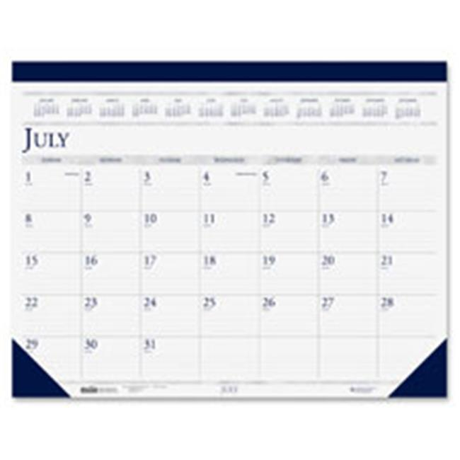 House of Doolittle HOD155 Desk Pad Calendar