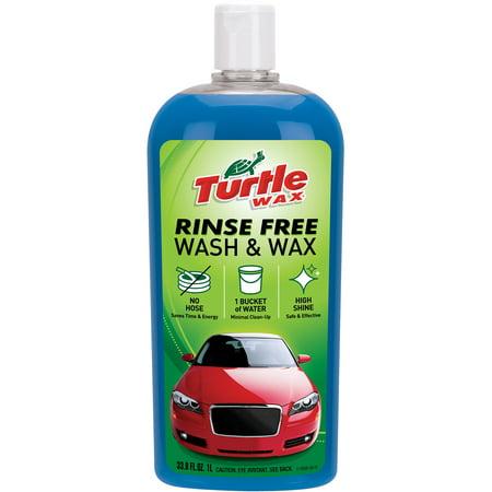Turtle Wax Rinseless Car Wash