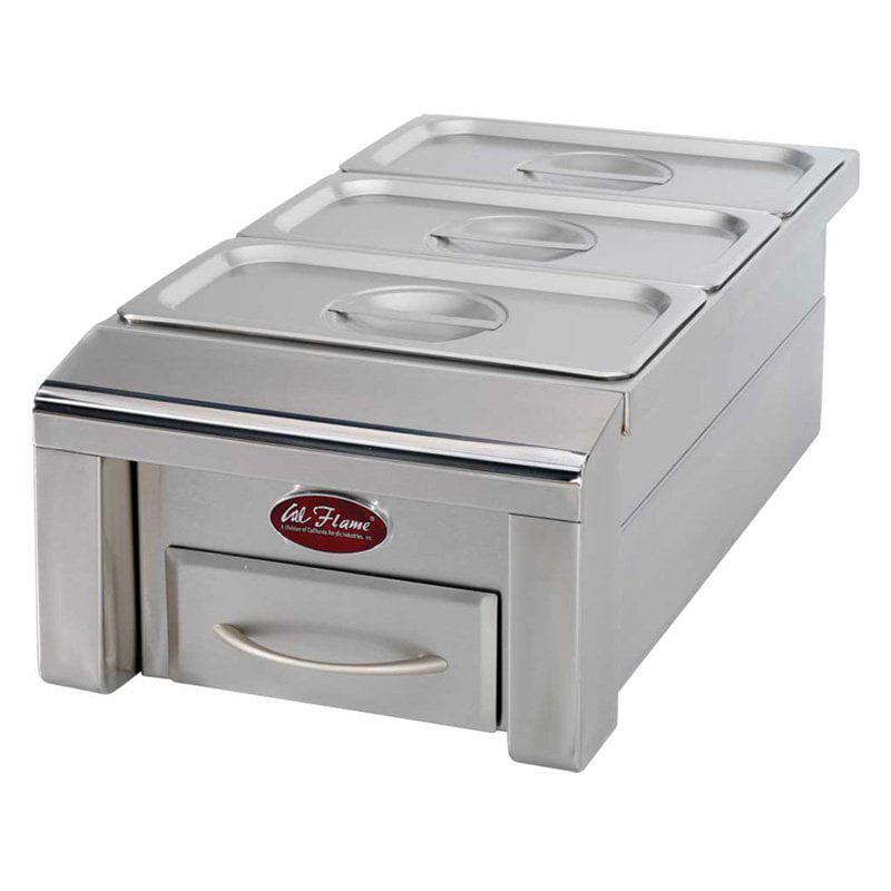 Cal Flame Food Warmer by