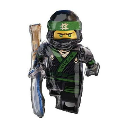 Ninjago Lego Ninja Super Shape Foil Balloon 35