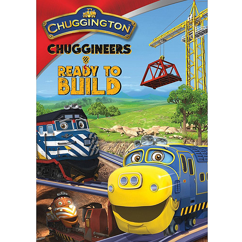 Chuggington: Chuggineers Ready To Build (Widescreen)