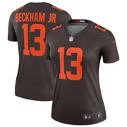 Odell Beckham Jr. Cleveland Browns Nike Women's Alternate Legend Jersey - Brown