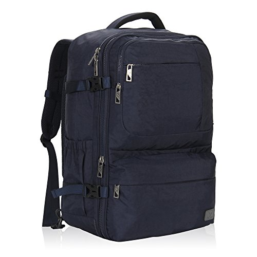 Hynes Eagle 44L Flight Approved Carry on Backpack Travel Bag by SC BAGS INC