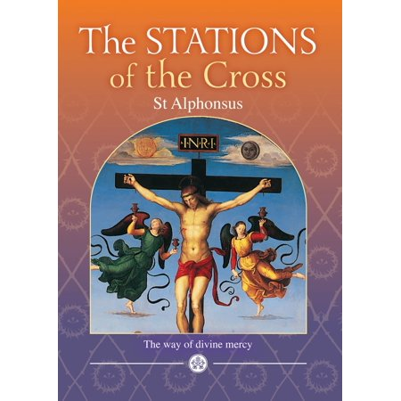Stations of the Cross - The Way of Divine Mercy - (Stations Of The Cross St Francis Of Assisi)