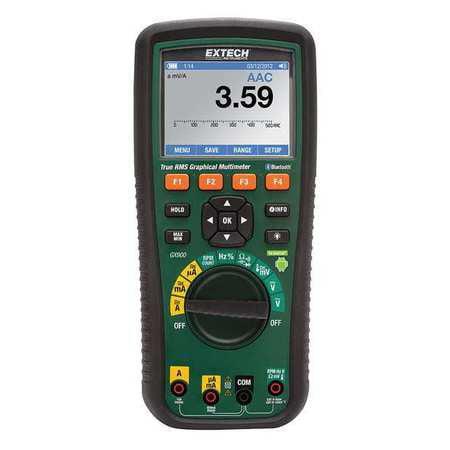 Digital Multimeter,Graphical,TRMS EXTECH GX900