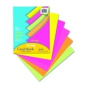 Array Acid-Free Heavy Weight Card Stock, Pack - 100