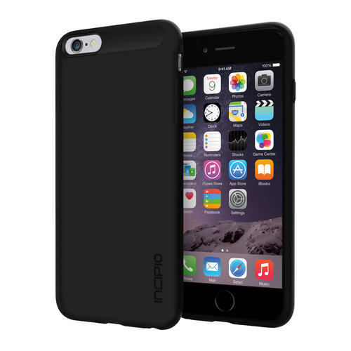 Incipio Apple iPhone 6 Plus NGP Translucent Case, Black