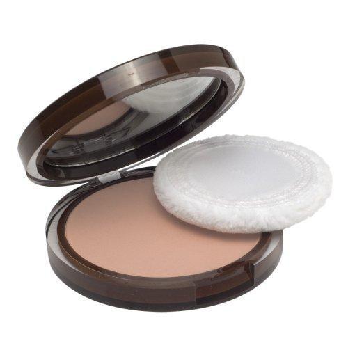 CoverGirl Clean Pressed Powder Medium Light  135, 0.39 Ounce Pan