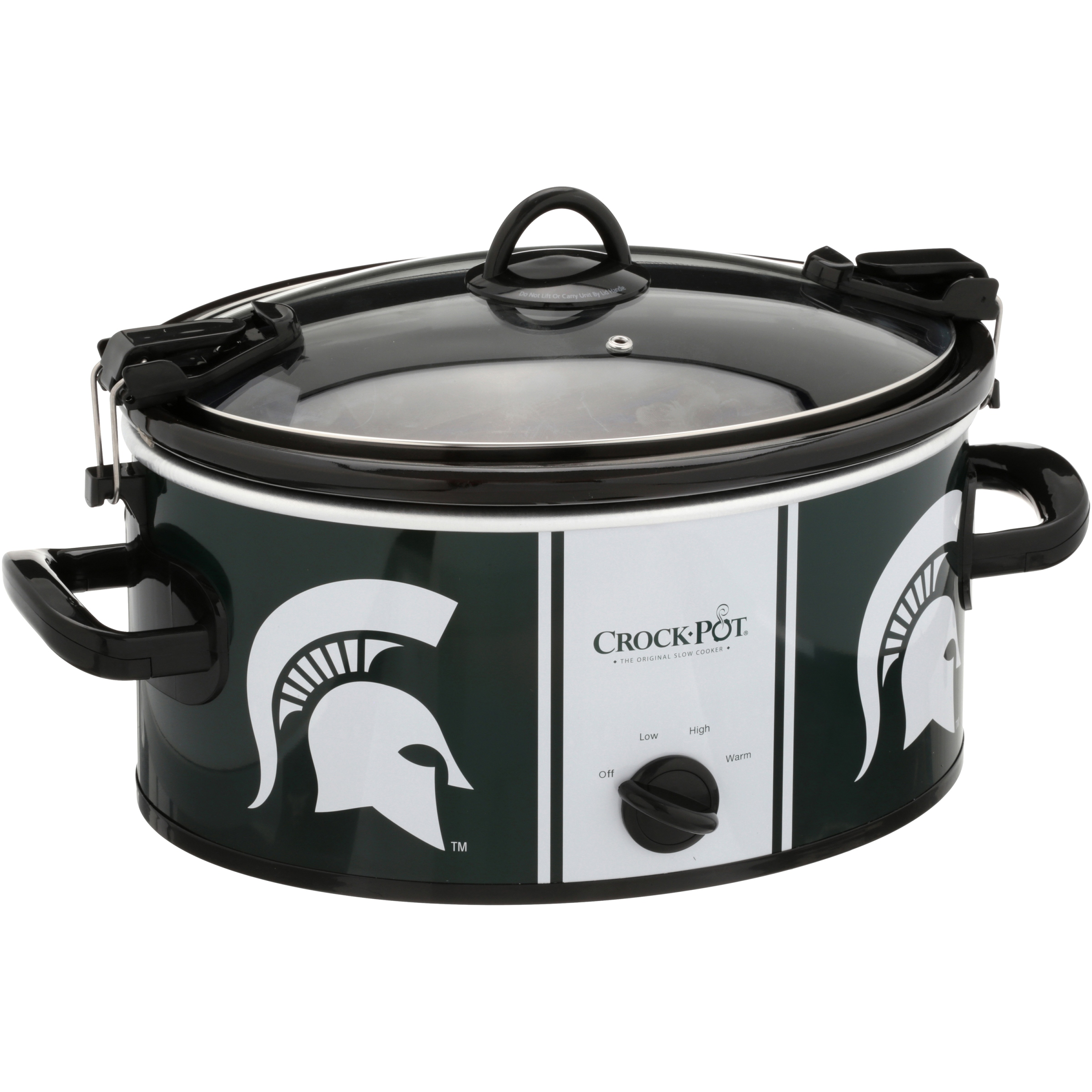 Crock Pot® Cook & Carry™ MSU™ 6 qt. Oval Slow Cooker