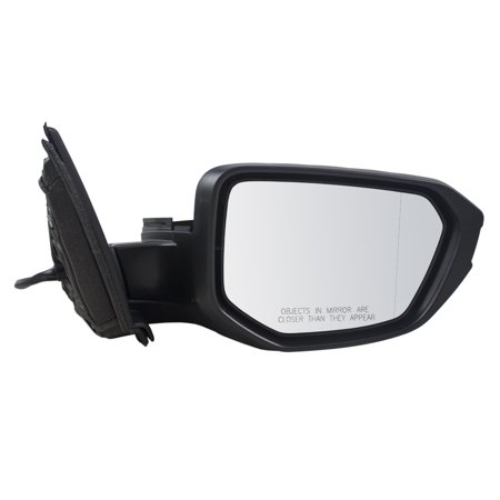 Passengers Power Side View Mirror Replacement for Honda Civic 76208-TBA-A02ZA