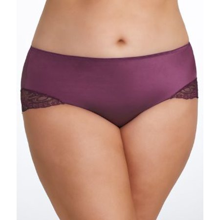 Curvy Couture Tulip Lace Hipster