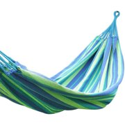 Adeco Naval-Style Outdoor Hammock Chair