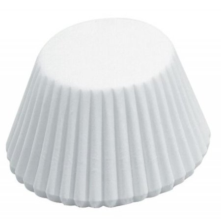 Large Cupcake Liners (Fox Run 4952 White Bake Cups, Large, 50)