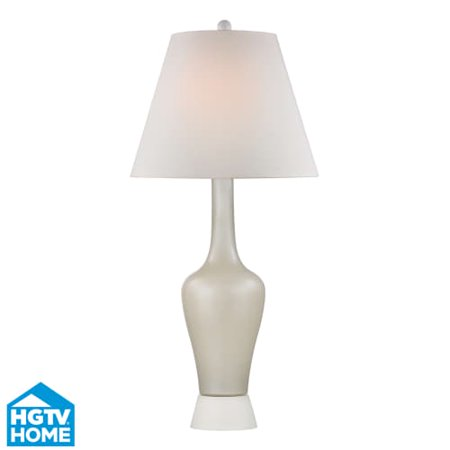Dimond Lighting Hgtv354 1 Light Table Lamp 40   Height From The Hgtv Hot Collecti