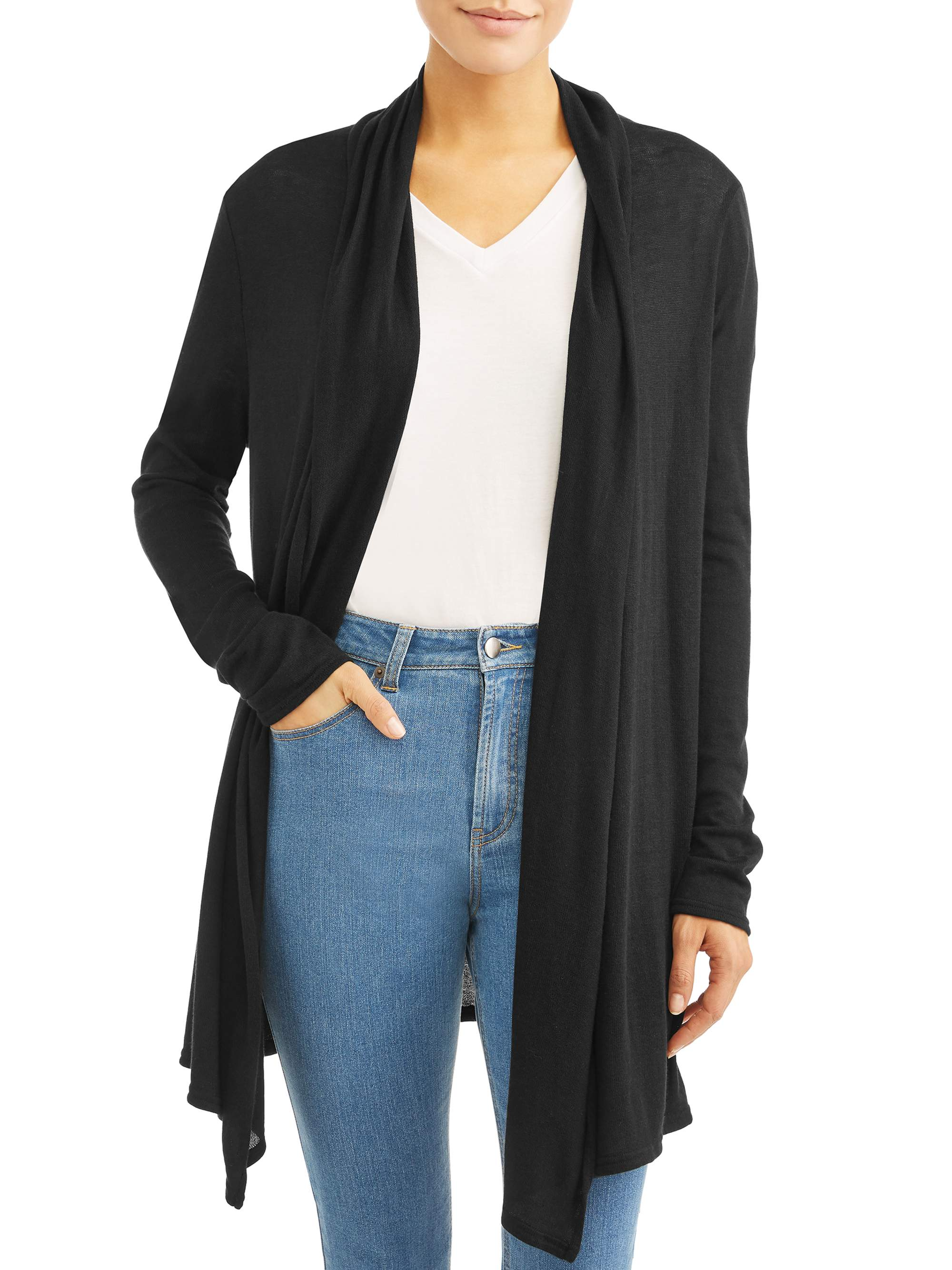 Women's Haven Open Drape Cardigan