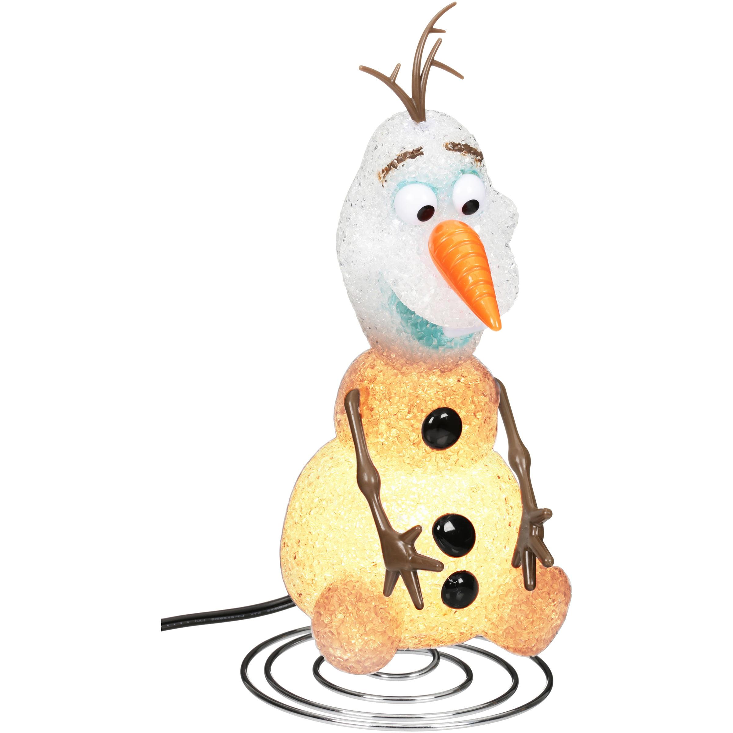 3b2db0f7aefd5 Disney Frozen Olaf EVA Lamp