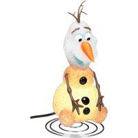 Disney Frozen Olaf EVA Lamp, White