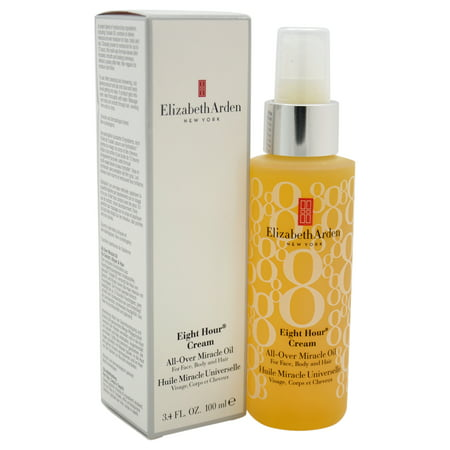 Eight Hour Cream All-Over Miracle Oil by Elizabeth Arden for Women - 3.4 oz