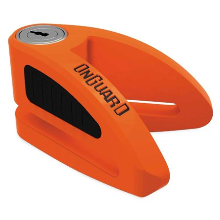 OnGuard Boxer Series Disc Lock - Orange (Onguard Locks Boxer)