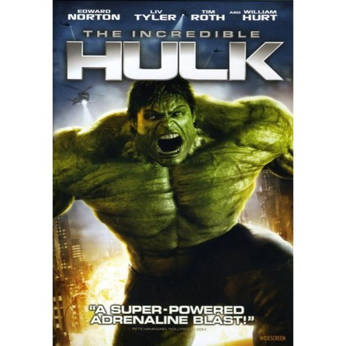 The Incredible Hulk (Widescreen)