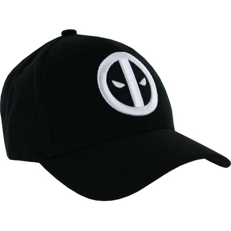 Marvel Comics Deadpool Merc Hat](Deadpool Hat)