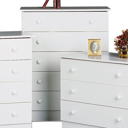 Prepac 5 Drawer Chest