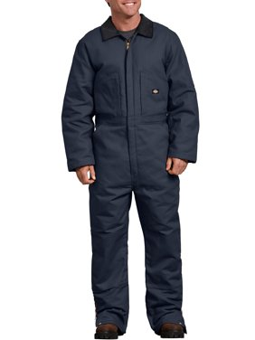 Dickies Men's Rigid Insulated Duck Coverall