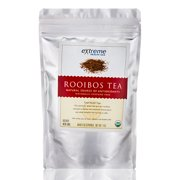 Organic Rooibos Tea (Caffeine-Free) - 60 Servings (4 oz) by Extended Health