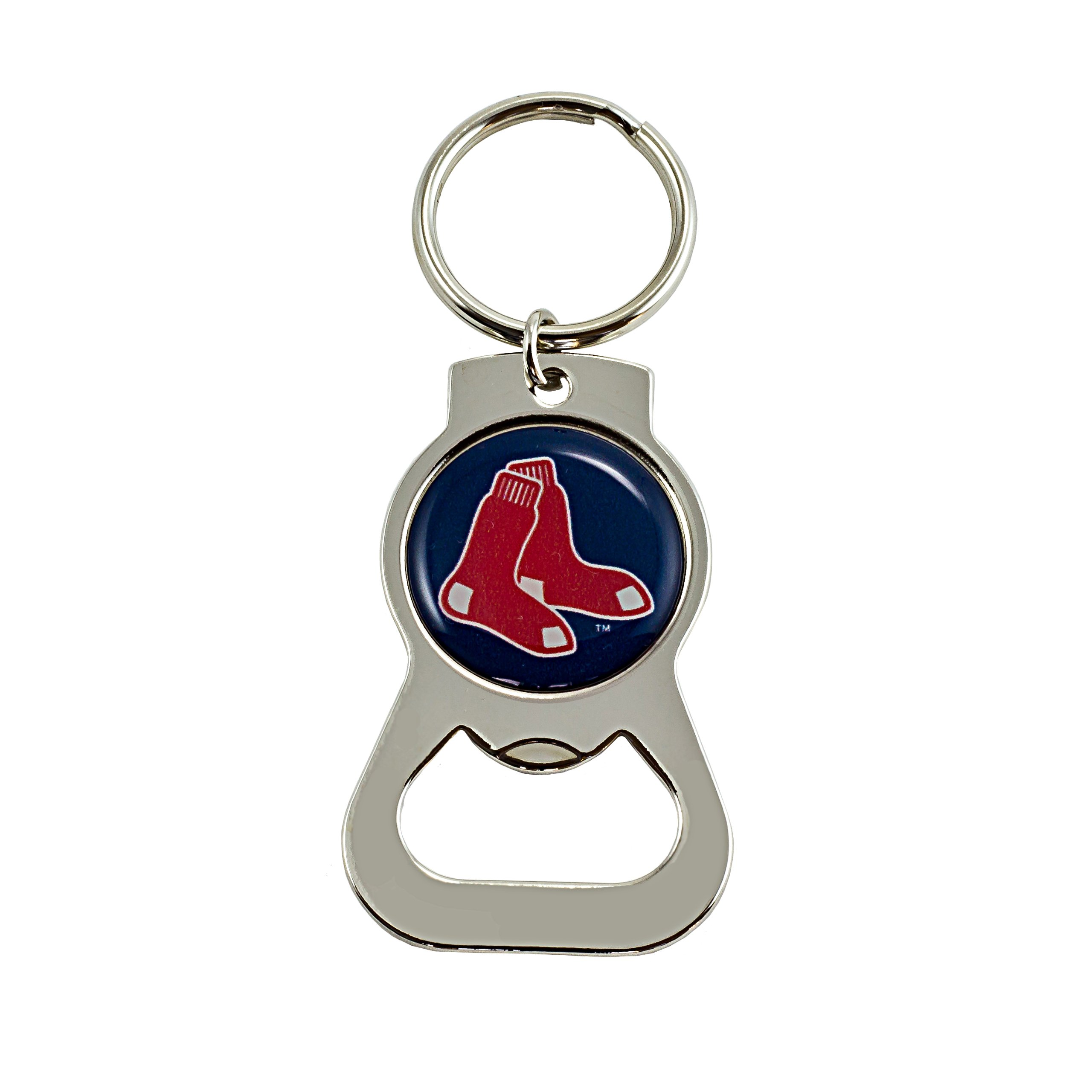 Boston Red Sox Bottle Opener Key Chain