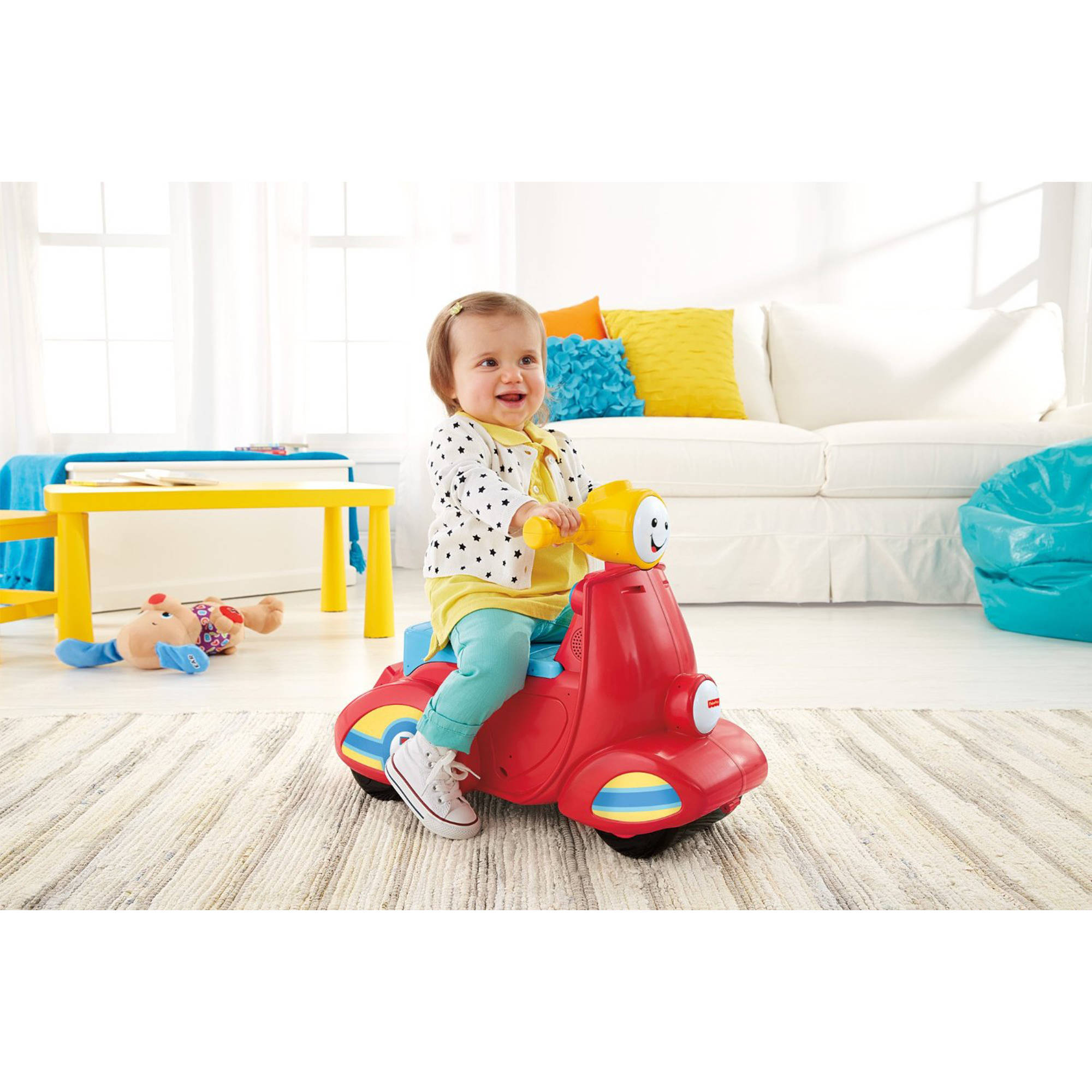 Ride Toys For Girls Toddlers Riding 1 Year Old Gifts 2 3 Baby