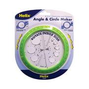 Helix Angles & Circle Maker