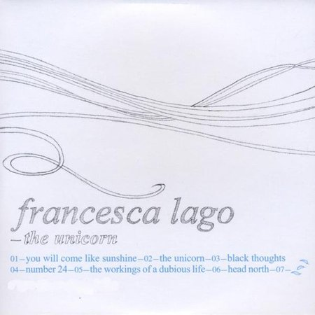 Francesca Lago   Unicorn  Cd