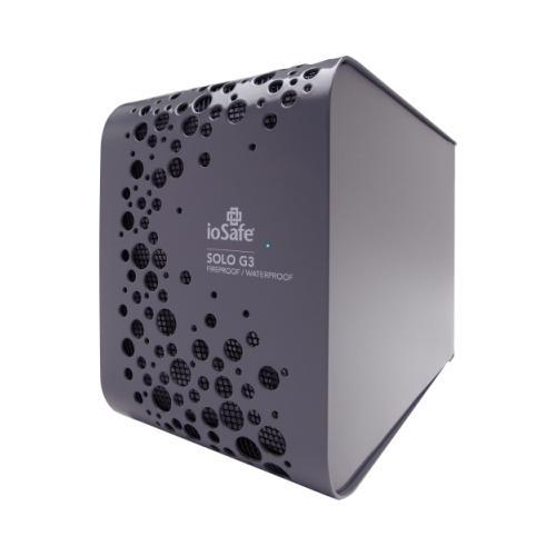"Iosafe ioSafe Solo G3 3 TB 3.5"" External Hard Drive 2PD4092"