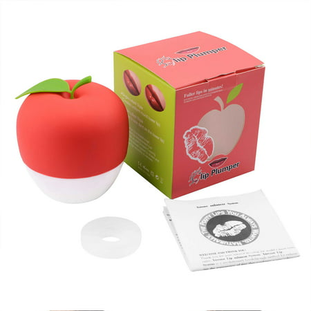Green Double or Red Single Lobbed Lips Pump Device Sexy Mouth Beauty Quick Lip Plumper Enhancer