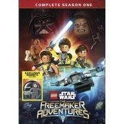 Lego Star Wars: The Freemaker Adventures (DVD) by Buena Vista