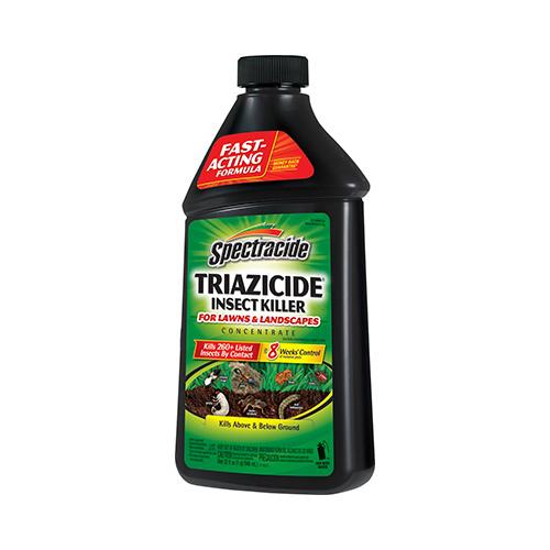 Triazicide Concentrated Soil and Turf Insect Spray-32OZ CONCENT. TRIAZICIDE