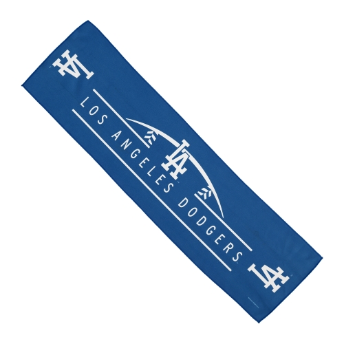 "Los Angeles Dodgers WinCraft 8"" x 30"" Cooling Towel - No Size"