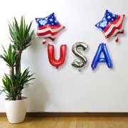 Excellent Independence Day Happy Party Holiday Atmosphere Decoration Balloons