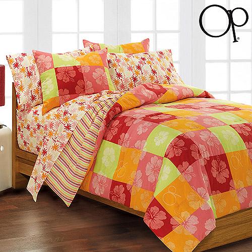 OP Island Beach Bed In A Bag Bedding Set