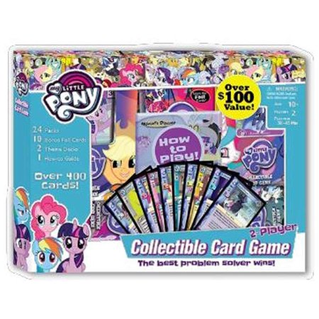 My Little Pony CCG Card Game: Super Value Box - 24 booster